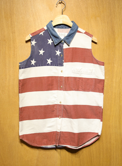 THE STARS AND STRIPES shirt
