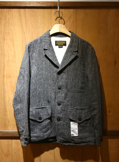 NEIGHBORHOOD linen jacket