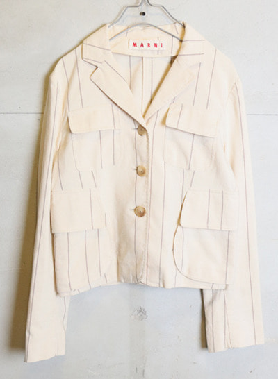 (Made in ITALY) MARNI jacket