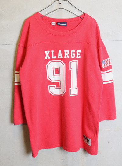 (Made in U.S.A.) X LARGE sweat shirt